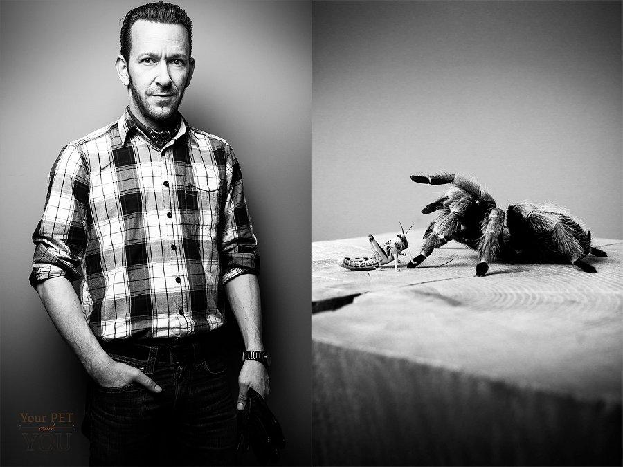 your pet and you, Tobias Lang