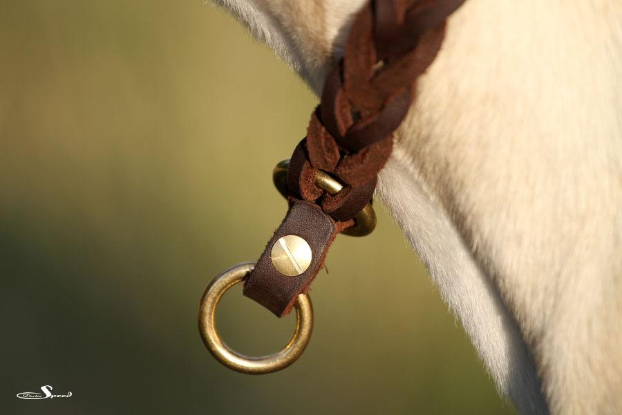 Mono im Kooira Halsband