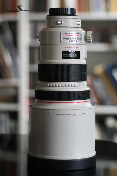 Canon EF 200mm 1:2,0L IS USM