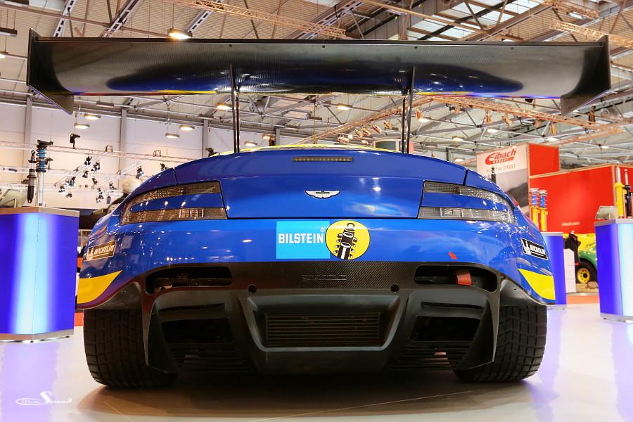 Aston Martin bei Bilstein.