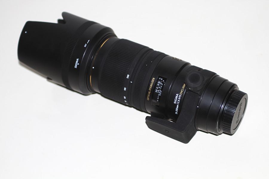 Sigma 70-200mm 1:2,8