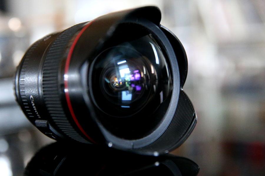 Canon EF 14mm 1:2,8L II USM