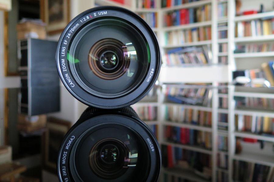Das Canon EF 24-70mm 1:2,8L II USM