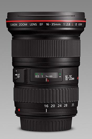 Canon EF 16-35mm 1:2,8L II USM, Foto: Canon