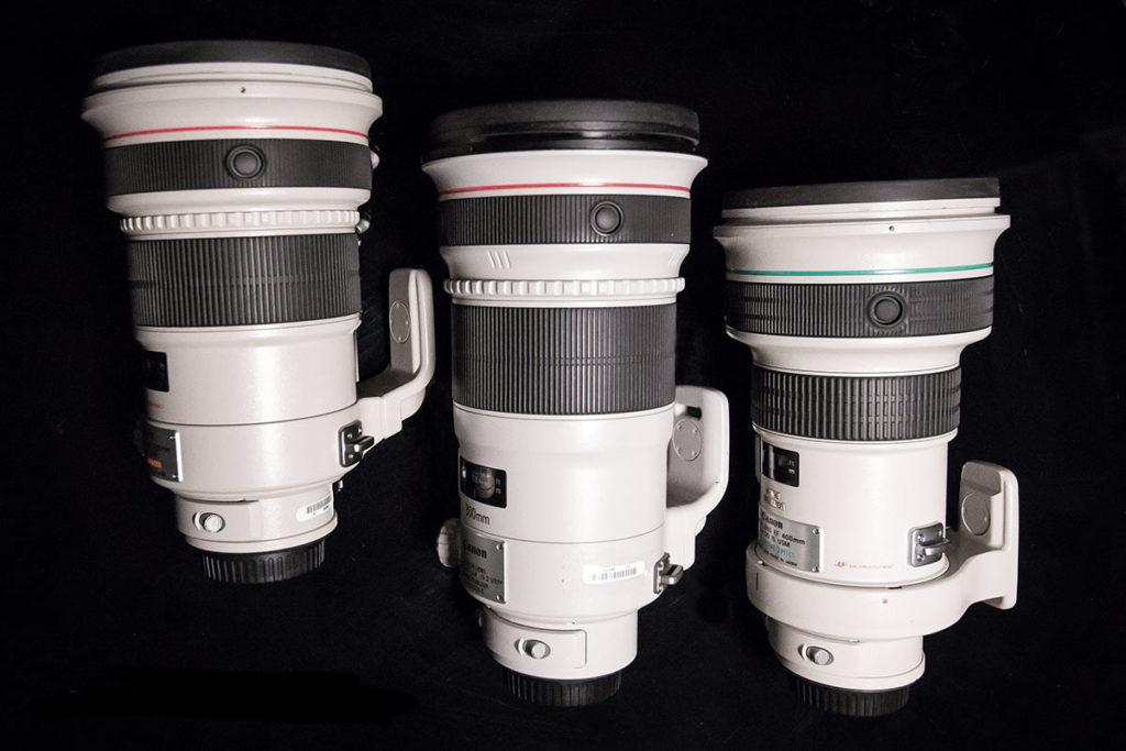 Canon 200er, 300er, 400er