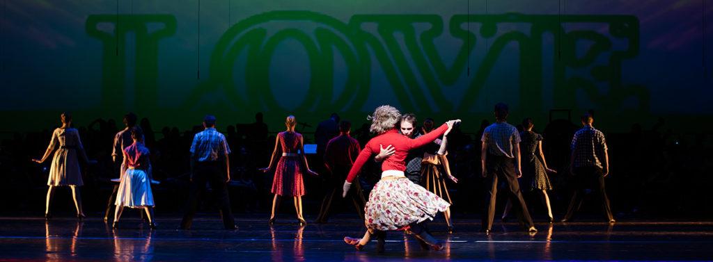 Das Ballett Queeny Unplugged im Aalto Theater Essen