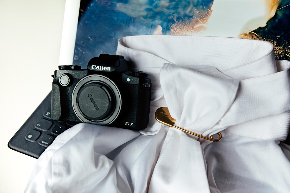 Die Canon PowerShot G1 X Mark III wird in Kombination mit meinem iPad Pro eine gute Reisebegleitung sein.