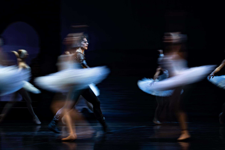 Liam Blair in Schwanensee im Aalto Ballett Essen
