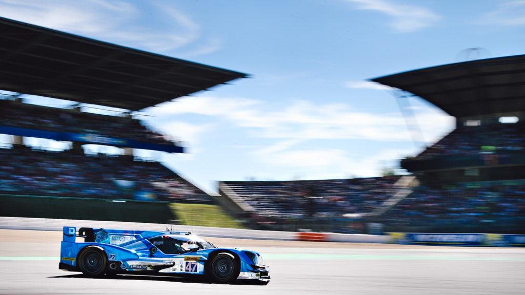 Lieblingsauto - Der Oreca 05 #47  war mir schon in Le Mans aufgefallen. Dieser Wagen war extrem fotogen.