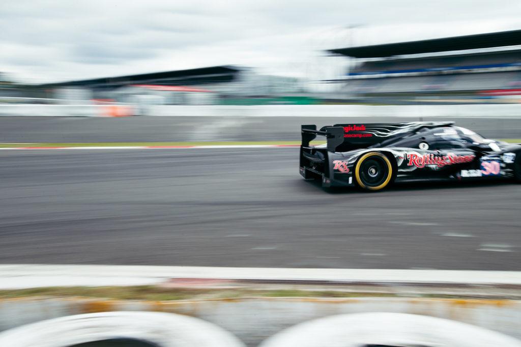 Rolling Stone - Der Ligier JS P2 (HSR) beim Training vor den WEC 6 hours of Nürburgring.