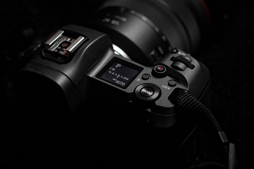 Test: Die Canon EOS R - Erste Eindrücke