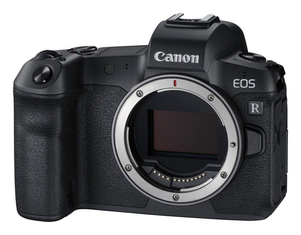 Auf das RF-Bajonett der EOS R passen fünf, extra für diese Kamera entwickelte Objektive. Mit einem Adapter kann ich auch alle meine EF-Objektive nutzen.