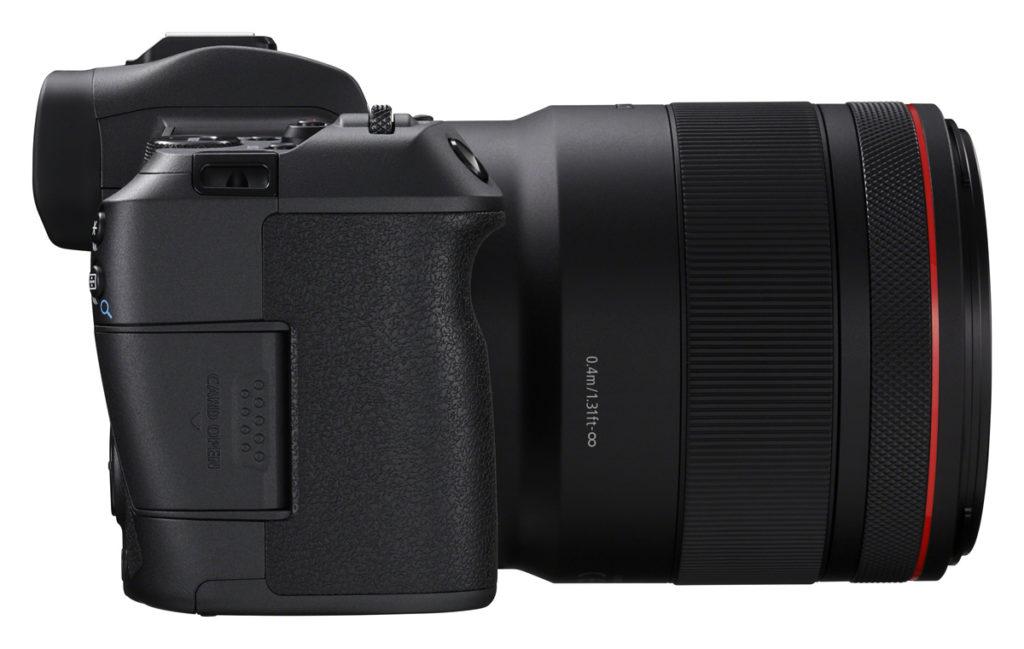 Der Body der Canon EOS R kostet aktuell rund 2500,- Euro. Im Kit mit dem RF 24-105mm 1:4,0 IS USM rund 3500,- Euro