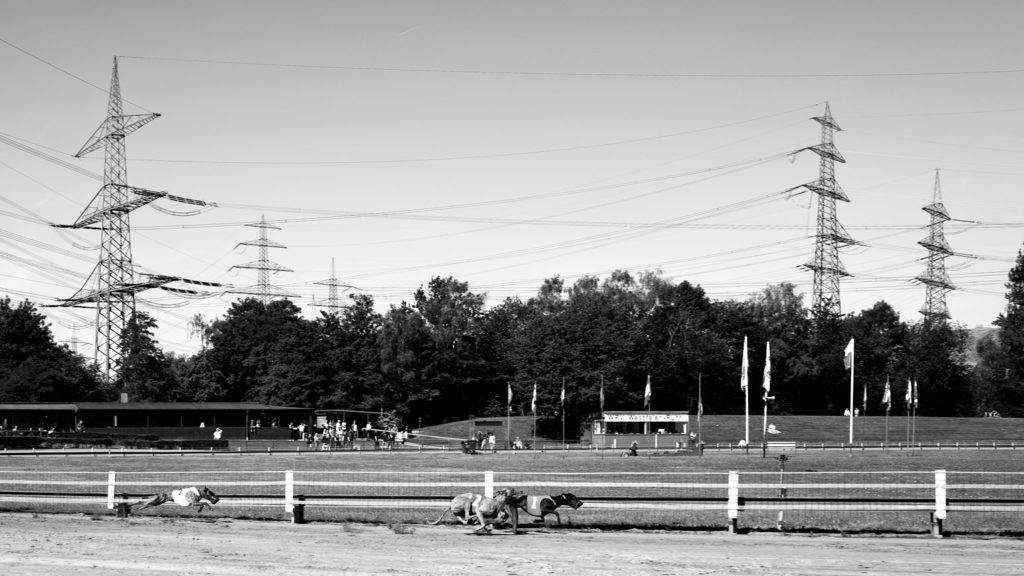 Die Sandbahn des WRV Westfalen-Ruhr e.V.