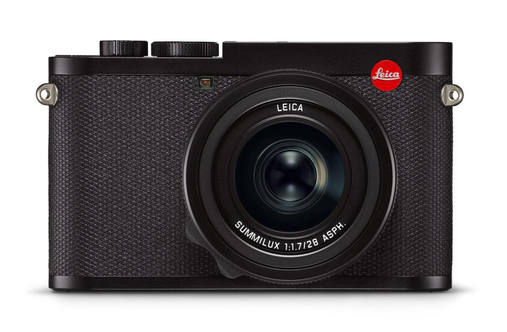 Die Leica Q2 ist sehr klar und einfach gestaltet.