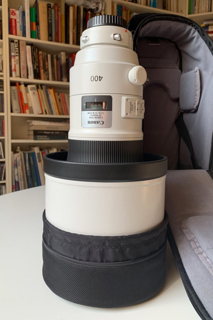 Test: Das Canon EF 400mm 1:2,8L IS III USM