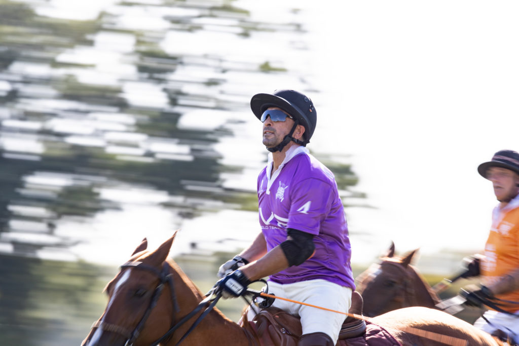 Kutlay Yaprak beim Last Of The Season Cup 2019 beim Rhein Polo Club Düsseldorf.