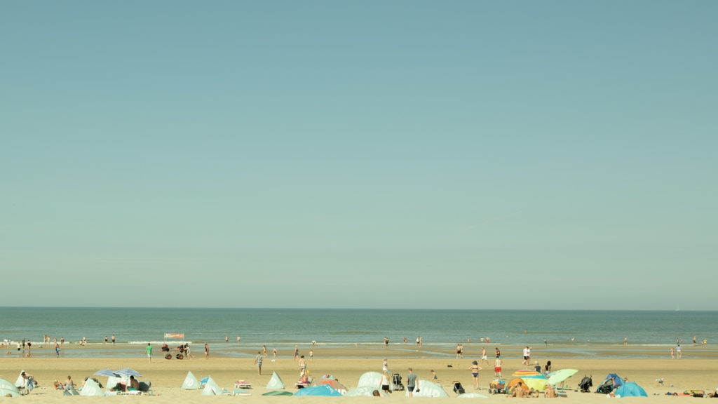 Zandvoort aan Zee ist das Naherholungsgebiet für das Umland von Amsterdam. Selbstredend ist dort bei gutem Wetter die Molly los.
