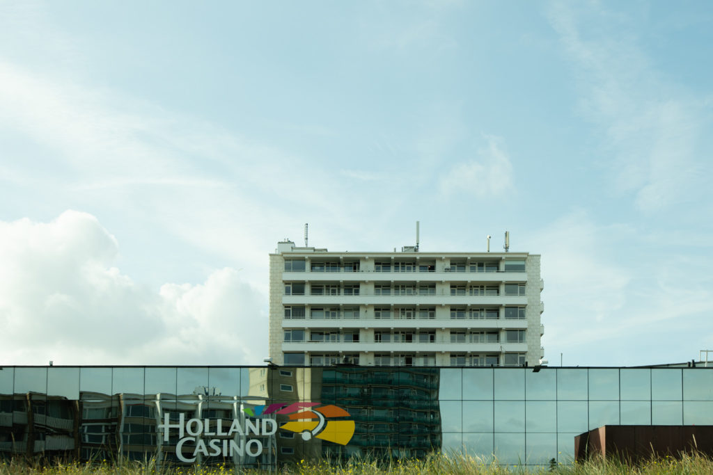Das Casino in Zandvoort