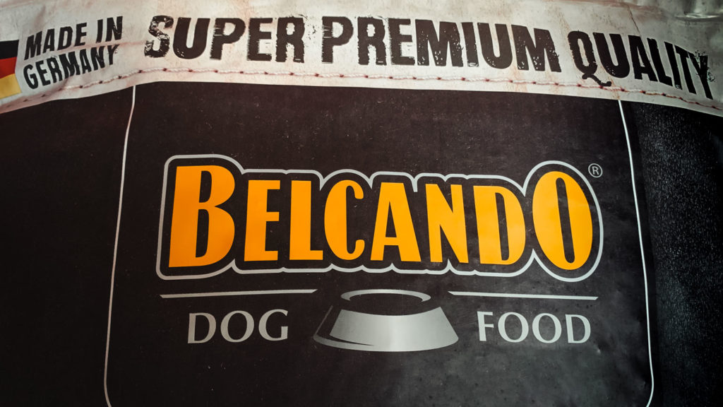 Belcando Super Premium Dog Food