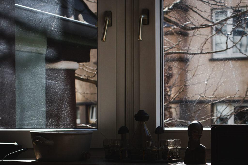 Leben im Lockdown - Der Fensterputzer fehlt mir!