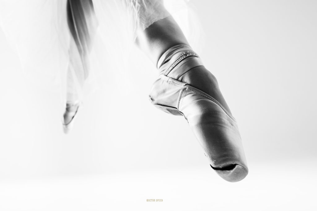 Ballett Workshop von Canon mit dem Fotografen Sacha Hüttenhein. Das Durchhaltevermögen der Tänzerin Valerie hat mich schwer beeindruckt.