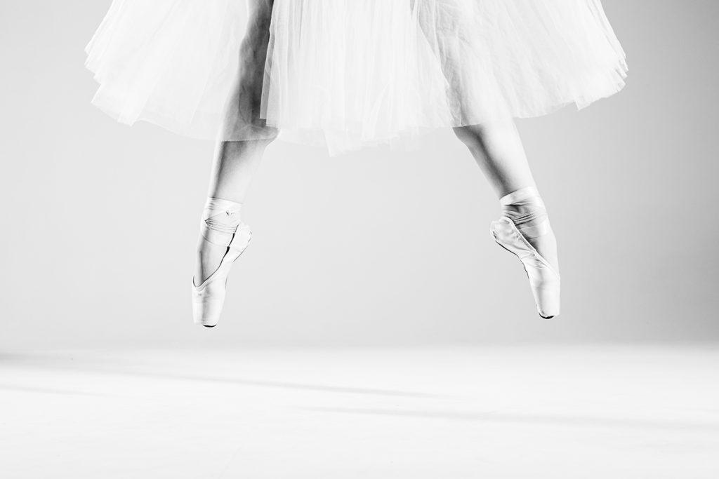 Ballett Workshop von Canon mit dem Fotografen Sacha Hüttenhein.